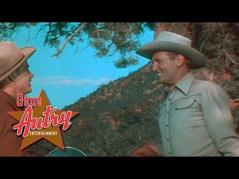 Gene Autry - The Strawberry Roan (from The Strawberry Roan 1948)
