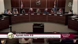 City Of Boulder City Council Meeting 12-17-19