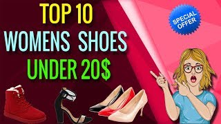 2018 Top 10 Shoes Under 20$ for you - Shoes For Women On Sale In AliExpress