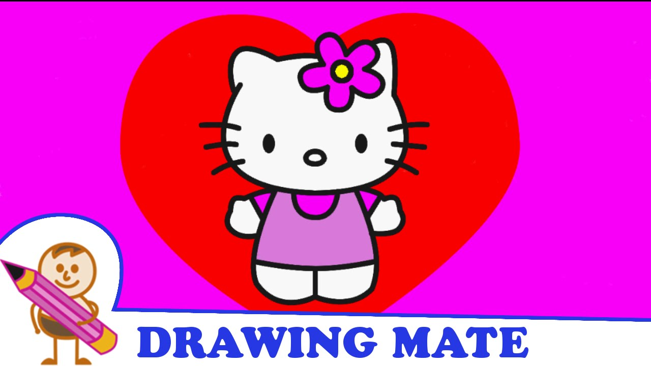 hello kitty colouring pages for kids hello kitty kolorowanki