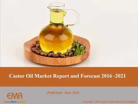 Castor Oil Market Report and Forecast 2016-2021