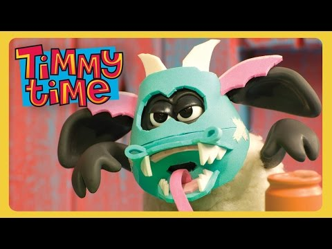 Timmy Time - Тимми и маска [Timmys Mask]