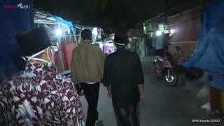 Presiden Jokowi Bagikan Sembako dan Paket Obat, Jakarta Utara, Kamis (15/7)
