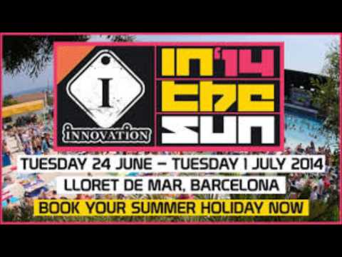 DJ Marky @ Innovation In The Sun 2014