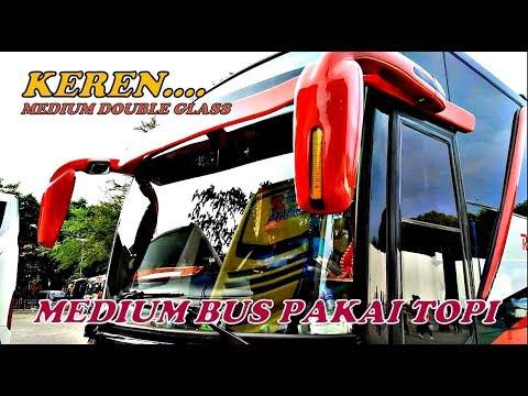 Mantap MEDIUM BUS dengan Body terbaru dari KAS MEDIUM DOUBLE