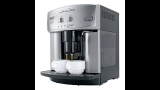 кофемашина Delonghi ESAM 2200 CAFF VENEZIA обзор