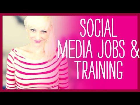 Social Media Jobs and Social Media Training