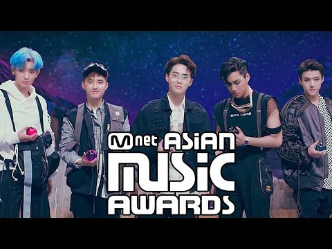MAMA 2017 - My Choices ( Mnet Asian Music Awards Nominees)