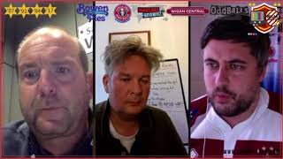 Ep 28 – Wigan Fan TV – Rugby League Ramble with BBC's Dave Woods