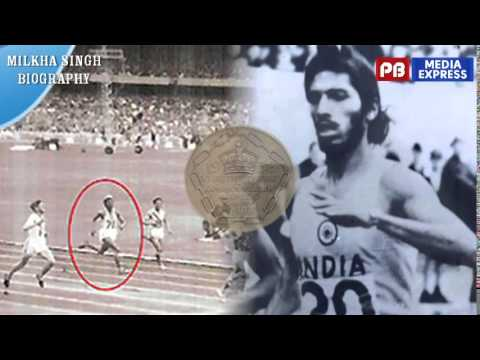 'The Flying Sikh' MILKHA SINGH