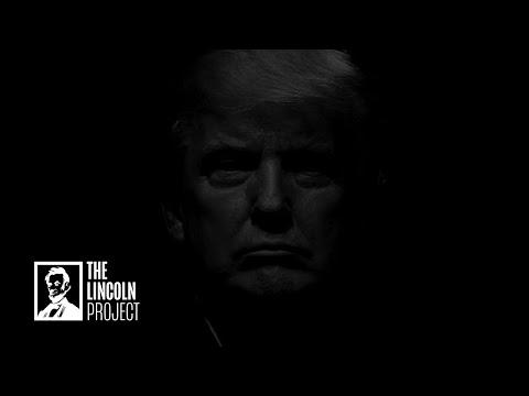 Trump 'Will Lie,' People Will Die: Republican Lincoln Project Releases Ominous New Video