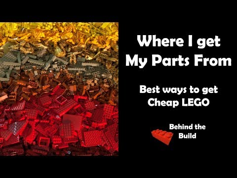 Behind The Build: Best Ways To Buy LEGO