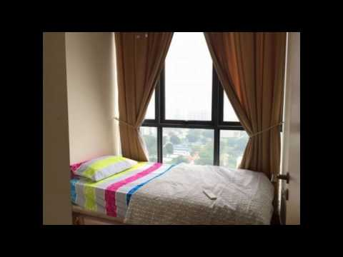 Singapore rental homes - Urban Balcony View -12mins to Orchard(2)