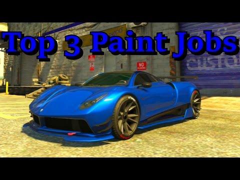 GTA 5 Paint Jobs Pegassi Osiris Top 3 Paint Jobs (GTA 5 Paint Job Guide)