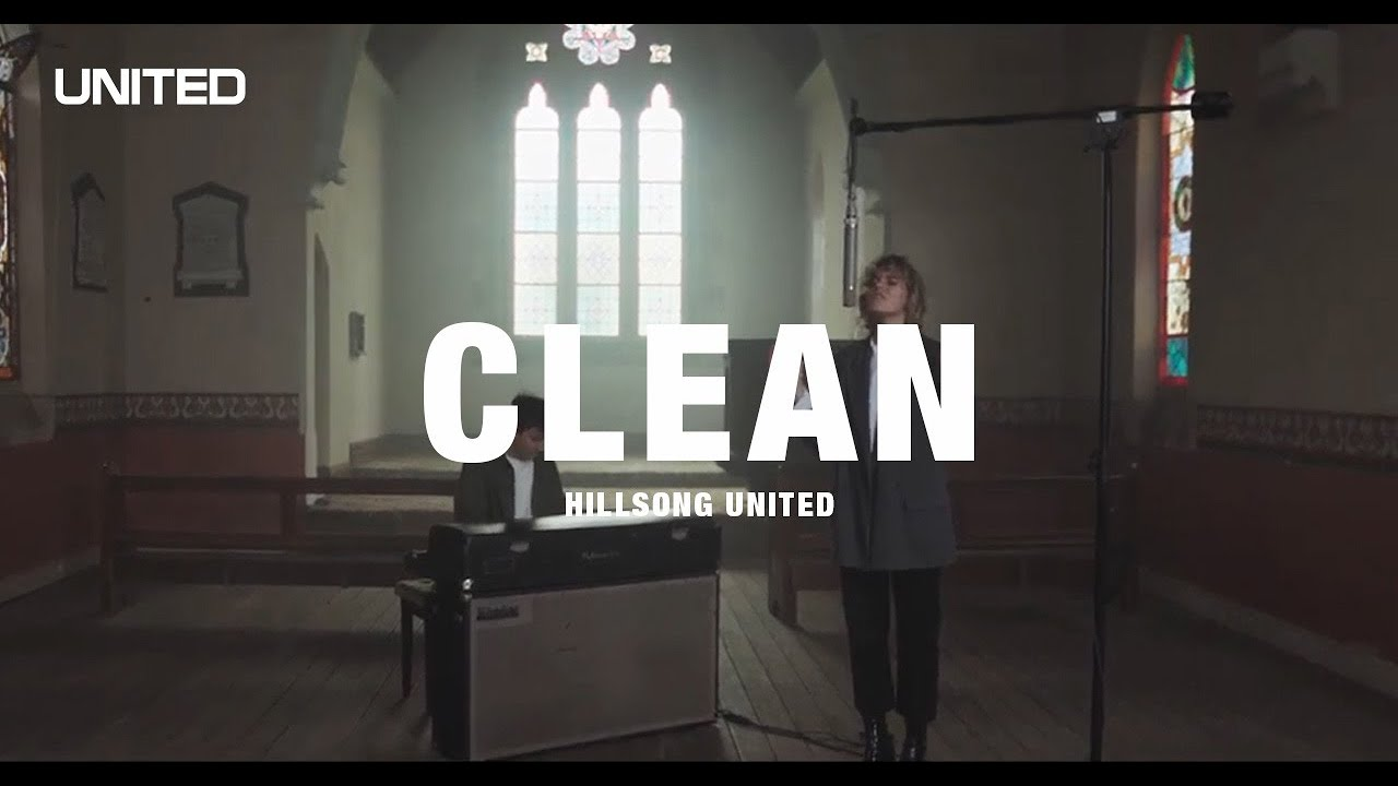 Download CLEAN (Acoustic) - Hillsong UNITED