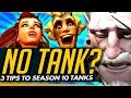 Overwatch | Nobody Wants To Play Tank - 3 Tips To Make Your Life Easier