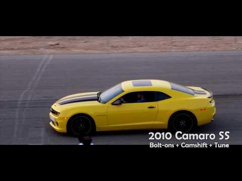 2010 Camaro SS VS Jaguar XFR VS Camaro Z28