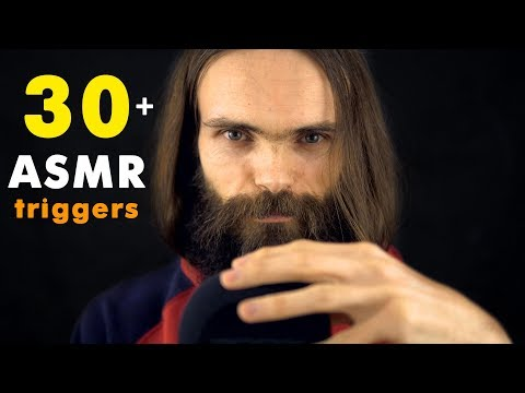 ASMR 30 Triggers for Sleep 💤, Relaxation and Tingles