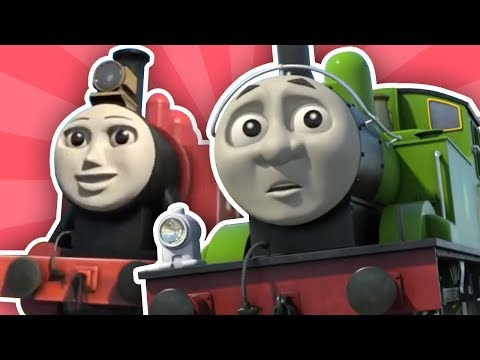 EVERY CHARACTER COMEBACK! - THOMAS & FRIENDS Clip Compilation