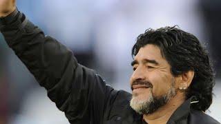 Morte di Maradona: la notizia sui siti internazionali