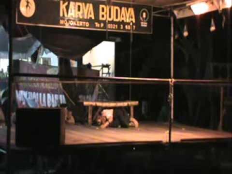 Pergelaran Ludruk Karya Budaya   Lakon: SOGOL; Pendekar Sumur Gemuling