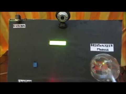 intelligent alcohol detection system for car pdf