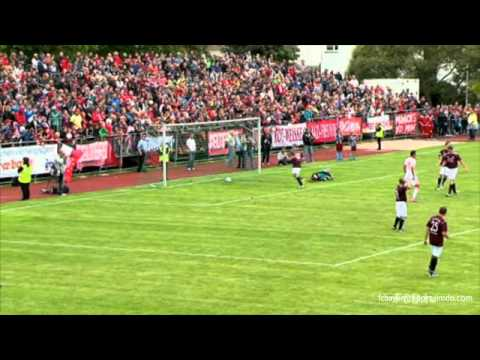 Selters - FC Bayern 0:17 26-08-2012