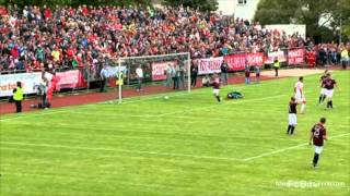 Selters - FC Bayern 0:17 26-08-2012