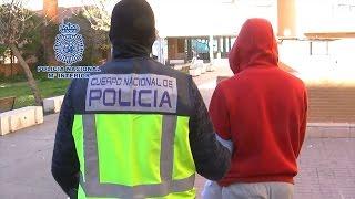 Detienen dos yihadistas en Madrid que poseían armas