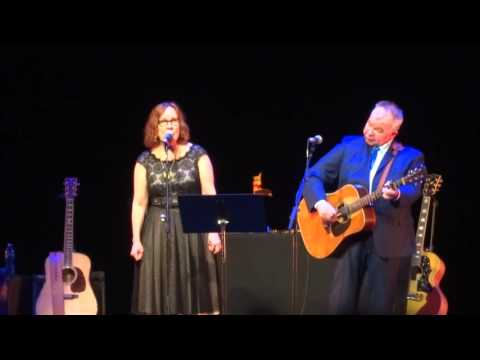 """In Spite of ourselves"" - John Prine & Iris Dement - Kings Theater - Brooklyn NY - April 8 2016"