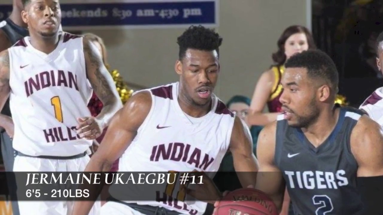 Download Jermaine Ukaegbu - Indian Hills 16-17 Highlights