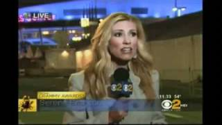 Serene Branson - CBS Reporter Serene Branson Has Stroke On Air?