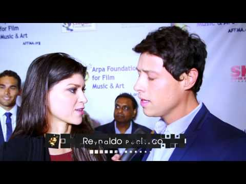 Reynaldo Pacheco exclusive  at Arpa Film Festival 2015