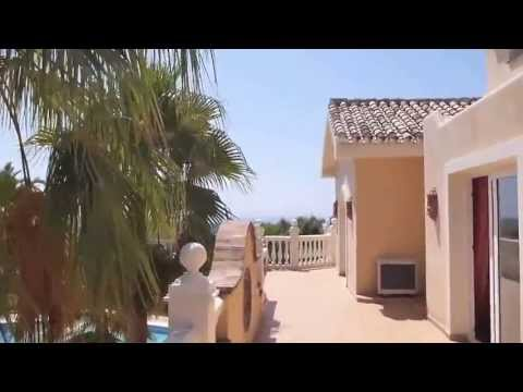 Panoramic views Large 7 bed Mansion with guest house for sale in Marbella