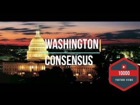 Washington Consensus | Details Explained