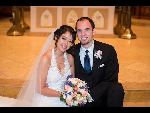 Alyssa + Collin | San Fernando Cathedral Wedding