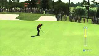 Tiger Woods PGA TOUR 12: The Masters Demo Tips - Putting