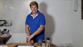 Тунец атлантический в духовке | Atlantic tuna in the oven.
