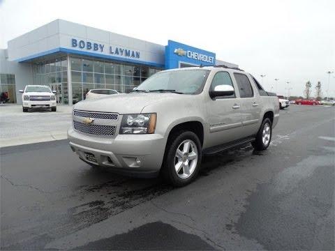 Bobby Layman Chevrolet >> 2008 Chevrolet Avalanche Ltz Used Cars In Ohio At Bobby Layman Chevrolet