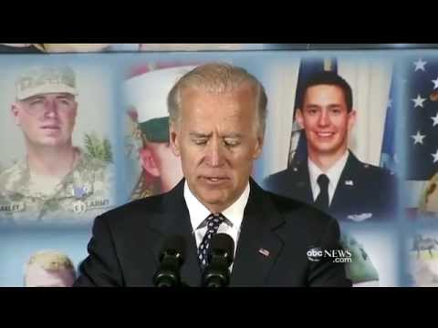 Joe Biden Recalls Death of Wife, Daughter