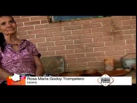 Rosa Marìa Godoy Trompetero Locera de Betichope Municipio Carache