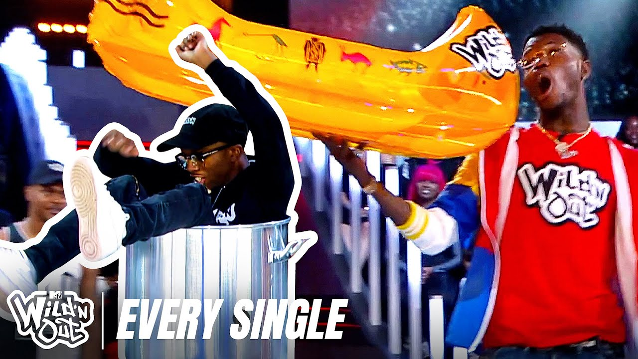 Every Single Season 13 & 14 Got Props ft. Marshmello, Lupe Fiasco & More! | Wild 'N Out
