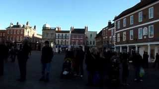 Newark-On-Trent Remembrance Day Parade
