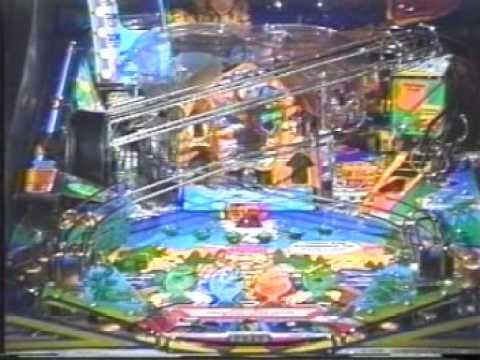 Fish Tales Pinball Promo Video