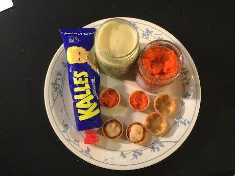 IKEA Seafood Haul Taste Test