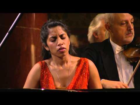 Concours de Genève  - Pallavi Mahidhara, 2nd Prize piano 2014