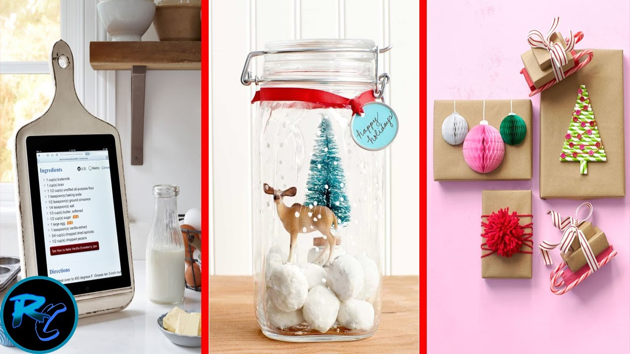 Christmas Homemade Gifts 30 Diy Homemade Christmas Gift Ideas