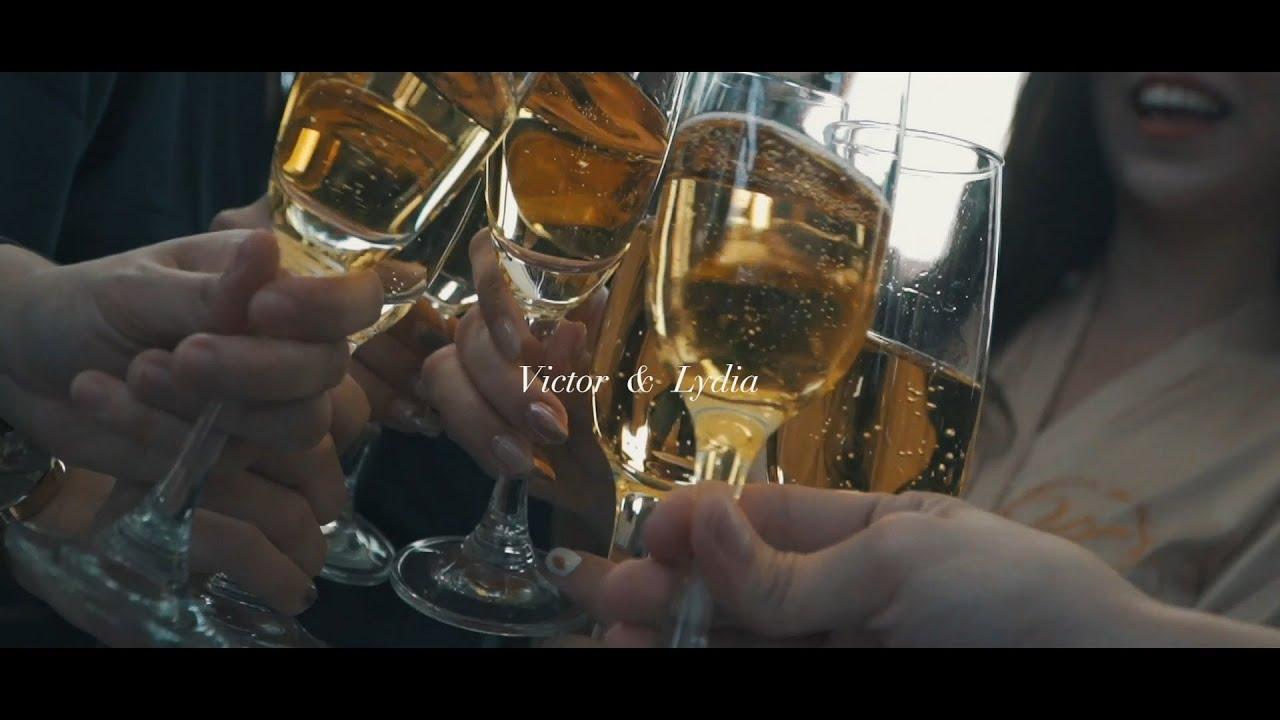 Victor + Lydia Wedding SDE 婚錄IN4TEAM | 婚禮MV | 婚禮錄影 | 婚錄推薦