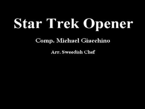 Star Trek (2009) - Marching Band