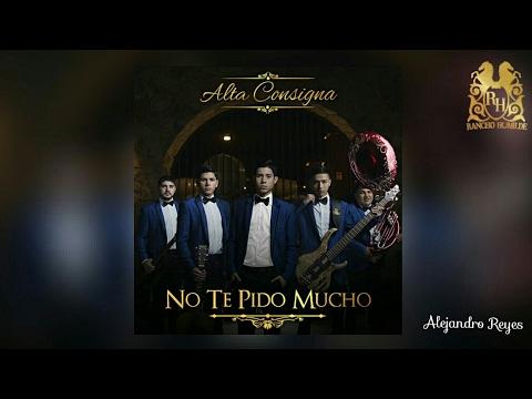 No Puedo Olvidarla - Alta Consigna (Audio Oficial) 2017